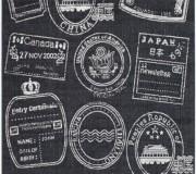 Безворсовый ковер 123737 - высокое качество по лучшей цене в Украине.