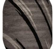 Высоковорсный ковер First Shaggy 1198 , GREY - высокое качество по лучшей цене в Украине.