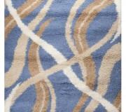 Высоковорсная ковровая дорожка First Shaggy 4735 , BLUE - высокое качество по лучшей цене в Украине.