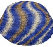 Высоковорсный ковер First Shaggy 150 , BLUE - высокое качество по лучшей цене в Украине.