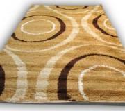 Высоковорсный ковер Gold Shaggy 0428 beige-hardal - высокое качество по лучшей цене в Украине.