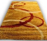 Высоковорсный ковер Gold Shaggy 8018 d.yellow (gold) - высокое качество по лучшей цене в Украине.