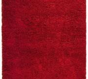 Высоковорсный ковер Loca (Super Lux Shaggy) 6365A RED - высокое качество по лучшей цене в Украине.