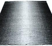 Высоковорсный ковер Luna 2432a p.black-p.white - высокое качество по лучшей цене в Украине.