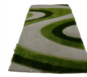 Высоковорсный ковер Polyester (Loop / Porto) Shaggy 1885A WHITE - высокое качество по лучшей цене в Украине.