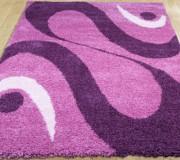 Высоковорсный ковер Shaggy 0731 pink - высокое качество по лучшей цене в Украине.