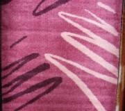 Высоковорсный ковер Shaggy 0791 pink - высокое качество по лучшей цене в Украине.