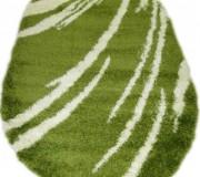 Высоковорсный ковер Shaggy Lux 6386A yesil-kemik - высокое качество по лучшей цене в Украине.