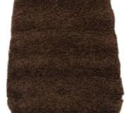 Высоковорсный ковер Silk S057 brown - высокое качество по лучшей цене в Украине.