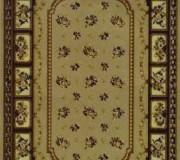 Синтетический ковер Amber 0328A kemik-bej - высокое качество по лучшей цене в Украине.