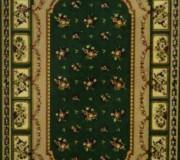 Синтетический ковер Amber 0328A kemik-k.yesil - высокое качество по лучшей цене в Украине.