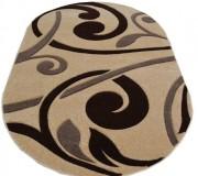 Синтетический ковер SENFONY 0506B beige-camel - высокое качество по лучшей цене в Украине.