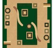 Синтетический ковер Berber 4243-20444 - высокое качество по лучшей цене в Украине.