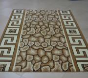 Синтетическая ковровая дорожка Capri 2369 D.Beige-D.Beige - высокое качество по лучшей цене в Украине.