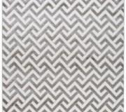 Синтетический ковер Cono 05339A Grey - высокое качество по лучшей цене в Украине.