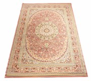Синтетический ковер Effes 0254 Pink - высокое качество по лучшей цене в Украине.
