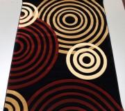 Синтетический ковер Elegant Luxe 0291 Black - высокое качество по лучшей цене в Украине.