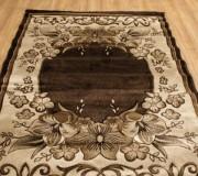 Синтетический ковер Elegant 3949 brown - высокое качество по лучшей цене в Украине.