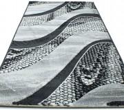 Синтетический ковер Festival 6015A black-anthracite - высокое качество по лучшей цене в Украине.