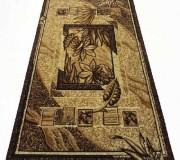 Синтетический ковер Gold 309-12 - высокое качество по лучшей цене в Украине.