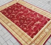 Синтетический ковер Heat-Set 0664A RED - высокое качество по лучшей цене в Украине.