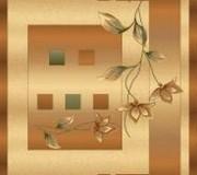 Синтетический ковер Imperial 3838 cream-brown - высокое качество по лучшей цене в Украине.