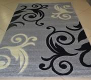 Синтетический ковер Legenda 0391 серый - высокое качество по лучшей цене в Украине.