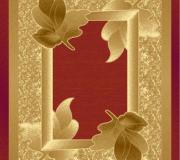 Синтетический ковер Liliya 0557 т.красный - высокое качество по лучшей цене в Украине.
