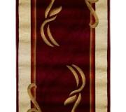 Синтетический ковер Melisa 0222F Red - высокое качество по лучшей цене в Украине.