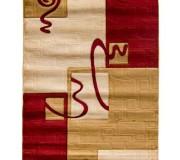 Синтетический ковер Melisa 0234D Terra-Beige - высокое качество по лучшей цене в Украине.