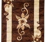 Синтетический ковер Melisa 2504 Brown - высокое качество по лучшей цене в Украине.