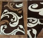 Синтетический ковер Melisa 313 brown - высокое качество по лучшей цене в Украине.