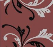 Синтетический ковер Melisa 371 red - высокое качество по лучшей цене в Украине.