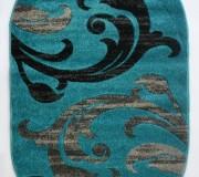 Синтетический ковер Melisa 313 TURKUAZ - высокое качество по лучшей цене в Украине.