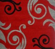 Синтетический ковер Melisa 0391 RED - высокое качество по лучшей цене в Украине.