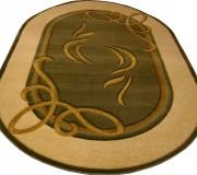 Синтетический ковер Melisa 0222F green-green - высокое качество по лучшей цене в Украине.