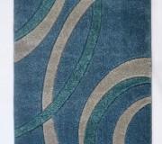 Синтетический ковер Melisa 355 blue - высокое качество по лучшей цене в Украине.