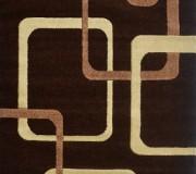 Синтетический ковер Melisa 359 brown - высокое качество по лучшей цене в Украине.