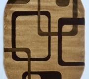 Синтетический ковер Melisa 359 hardal - высокое качество по лучшей цене в Украине.