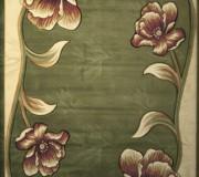 Синтетический ковер Virizka 8880 Green - высокое качество по лучшей цене в Украине.