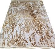 Синтетический ковер Nuans W7015 Beige-Gold - высокое качество по лучшей цене в Украине.