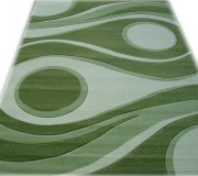 Синтетический ковер Raduga 393 , GREEN - высокое качество по лучшей цене в Украине.