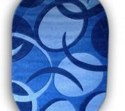 Синтетический ковер Raduga 12288 , BLUE - высокое качество по лучшей цене в Украине.