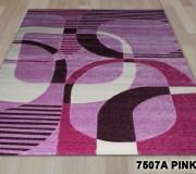 Синтетический ковер Sierra 7507A pink-purple - высокое качество по лучшей цене в Украине.