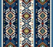 Синтетический ковер Standard Abir Blekit - высокое качество по лучшей цене в Украине.