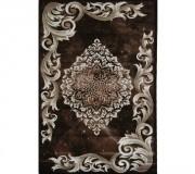 Синтетический ковер Vogue AA31A d.brown-d.beige - высокое качество по лучшей цене в Украине.