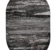 Синтетический ковер Zara 3 410 , DARK GREY - высокое качество по лучшей цене в Украине.