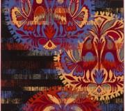 Шерстяной ковер Folk Famelio Czarny - высокое качество по лучшей цене в Украине.