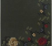Шерстяной ковер Folk Haft Ciemny Zielony - высокое качество по лучшей цене в Украине.