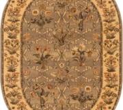 Шерстяной ковер Isfahan Olandia Oliwka - высокое качество по лучшей цене в Украине.